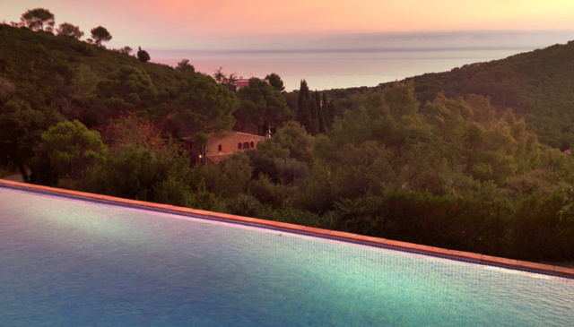 Stunning Architect Designed House with views of the Mediterranean Sea