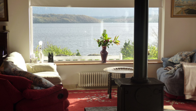 Ireland's most stunning lakeside bungalow on 4 acres of privacy.