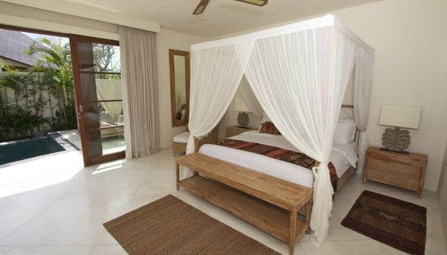 Architectural lxury 2bedroom villa with pool