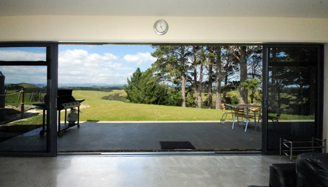 Stunning new holiday home on the Far North Coast of New Zealand