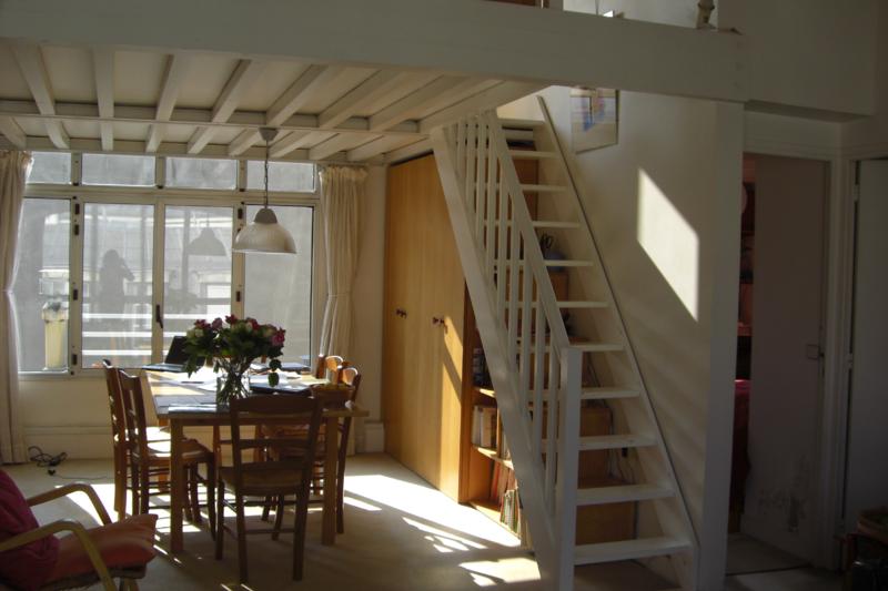 3 apartments loft 60 m2 studio 30 m 40m2 paris le for 30 m2 salon dekorasyonu